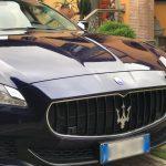 auto-sposi-Napoli_Maserati-Blu_auto-matrimonio-Caserta
