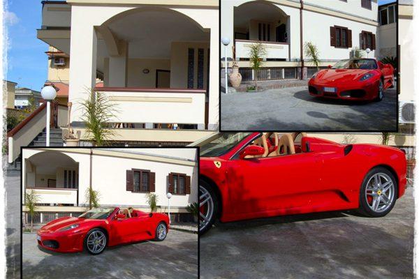 auto-sposi-Napoli_Ferrari-F430_auto-cerimonie-Napoli