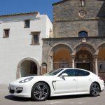 auto-sposi-Napoli_Profilo-Porsche_auto-per-cerimonie