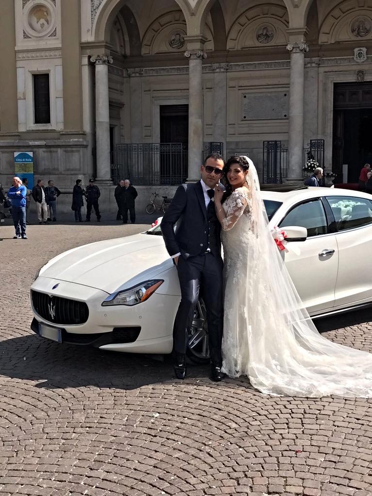 auto-matrimonio-Napoli_Armando-Rita_auto-sposi-Napoli