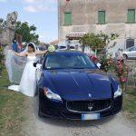 auto-sposi-Napoli_sposa-Maserati_auto-per-cerimonie-Napoli