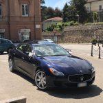 auto-sposi-Napoli_vettura-blu_auto-matrimonio-Napoli
