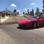 auto-sposi-Napoli_Ferrari_auto-nozze-Campania