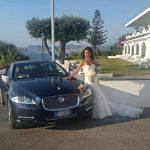 auto-sposi-Napoli_jaguar-blu_auto-matrimonio-Napoli
