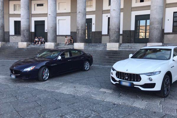 auto sposi Napoli | Maserati | auto matrimonio Napoli
