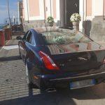 auto sposi Napoli | XJ Jaguar | auto per matrimoni