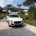 auto sposi Napoli | Levante bianca | auto matrimoni