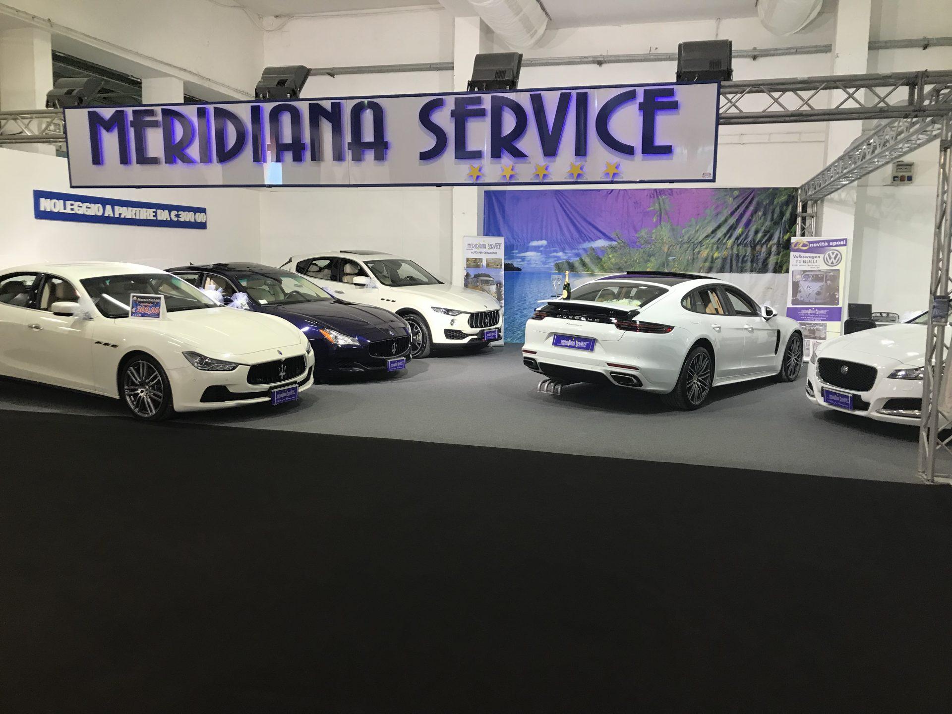 d7ea8bb39ae9 Come ogni anno Meridiana Service auto sposi Napoli partecipa alla fiera  Tutto Sposi alla Mostra d Oltremare. In fiera proponiamo degli ottimi prezzi  su ...