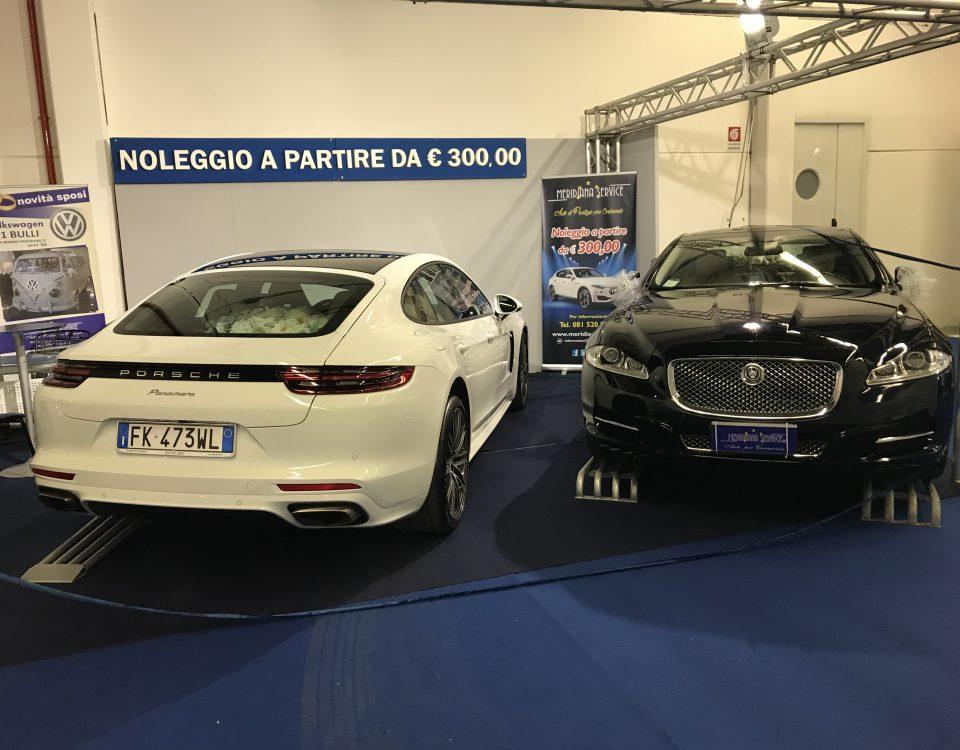 auto sposi Napoli | Nozze in Fiera | auto matrimonio Napoli