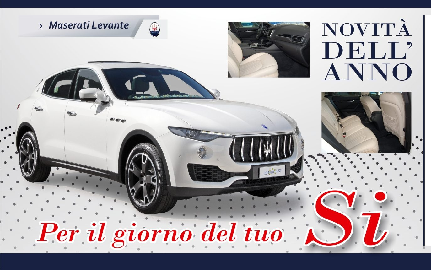 auto sposi Napoli | catalogo Levante | auto matrimonio Napoli
