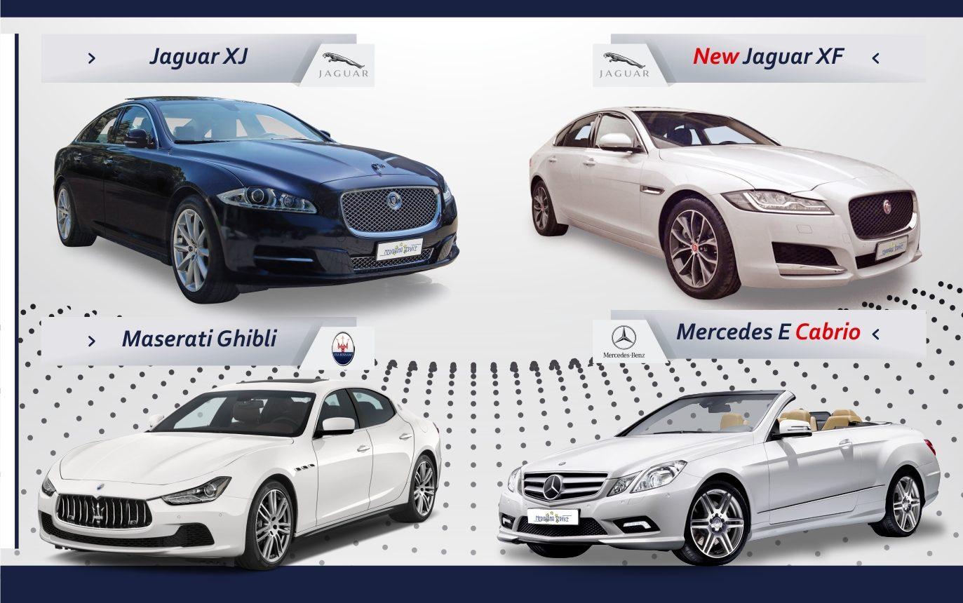 auto sposi Napoli | catalogo Jaguar | auto sposi Napoli prezzi