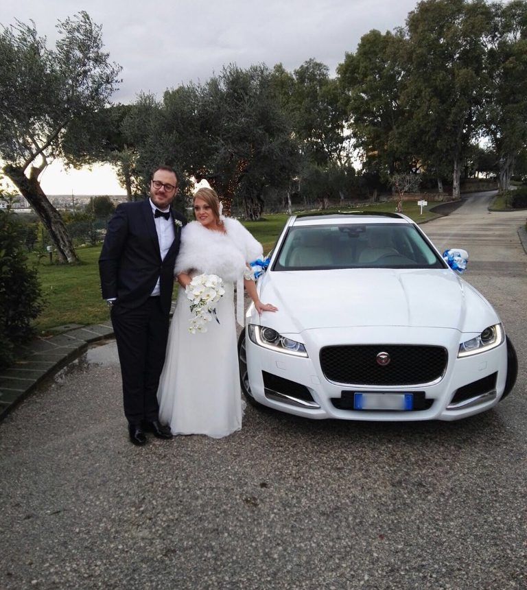 auto sposi Napoli | XF | auto nozze Napoli prezzi