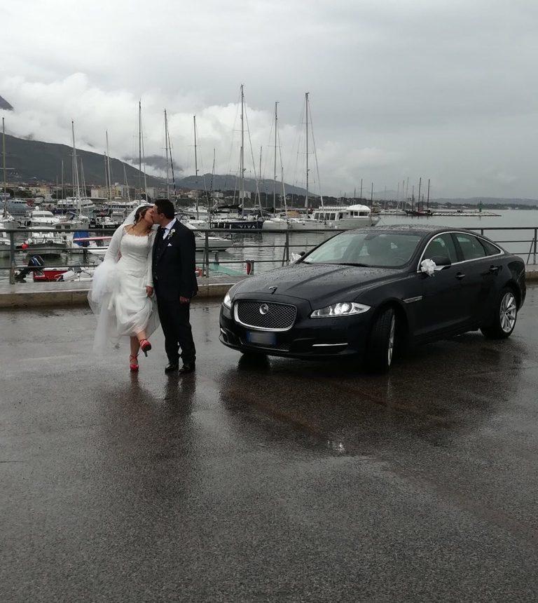 auto sposi Napoli | Xj | auto matrimonio Napoli prezzi
