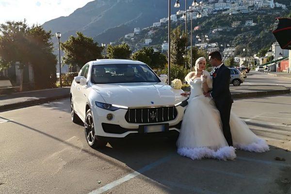 auto sposi Napoli | Levante Maserati | auto cerimonie Napoli