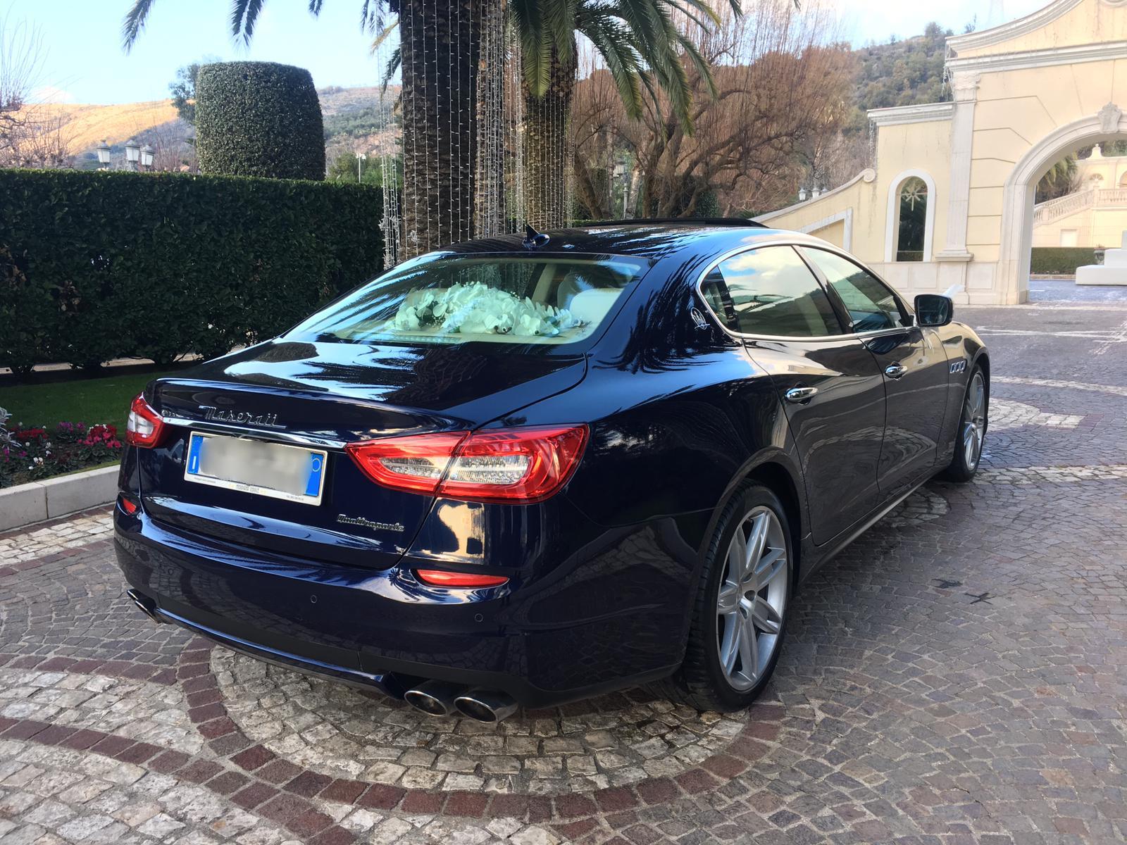 Una Maserati che non passerà mai di moda grazie ai suoi lineamenti sottili ed eleganti